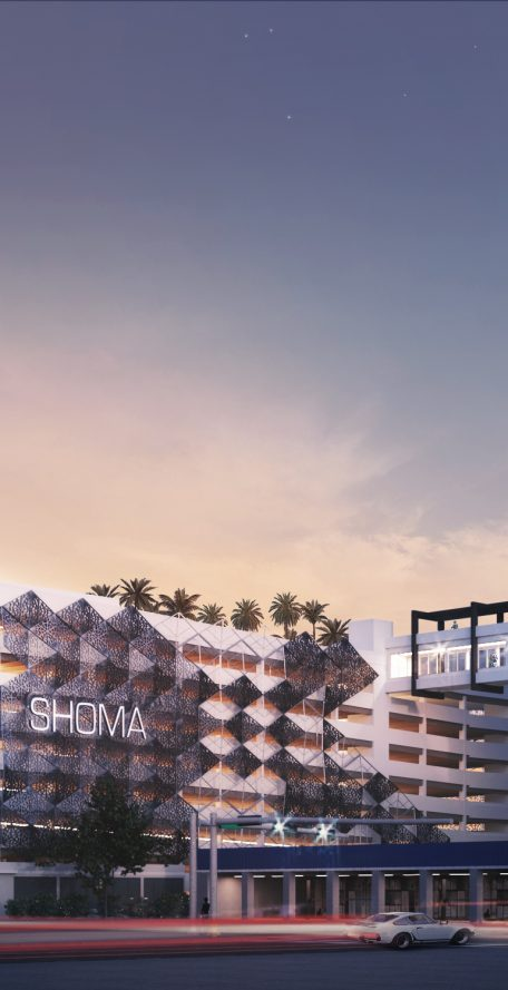 Shoma One (Coming Soon)
